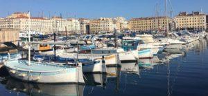 Von Wien nach Marseille