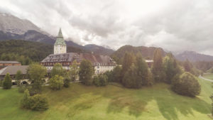 Schloss Elmau exclusive for Ferrero